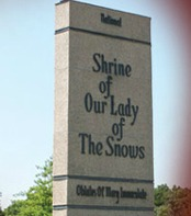 National Shrine of Our Lady of the Snows